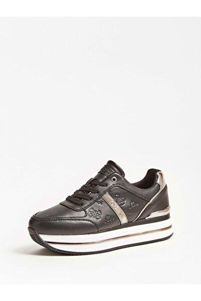 Dafnee Kadın Siyah Sneaker
