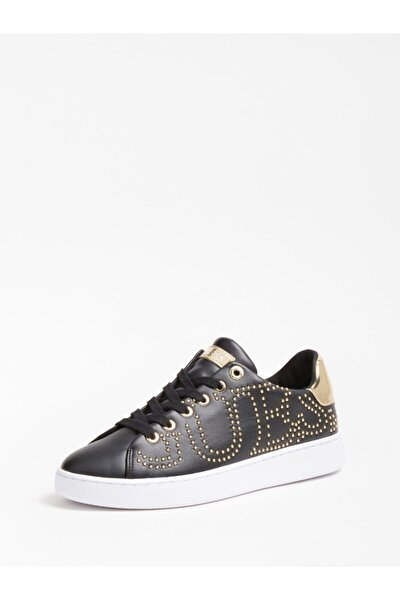 Razz Kadın Siyah Sneaker