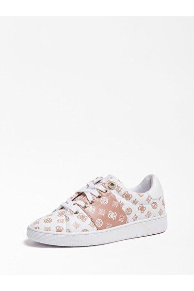 Rejeena Beyaz Kadın Sneaker