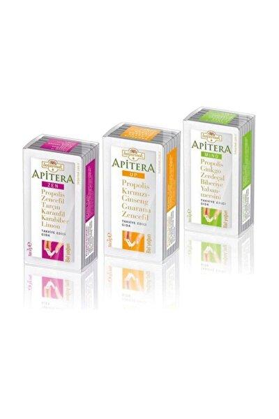 Apitera Zen, Mind Ve Up 3'lü Set Hafıza, Zindelik Ve Bağışıklık
