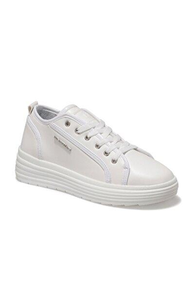 BELLERO Beyaz Kadın Sneaker Ayakkabı 100556874