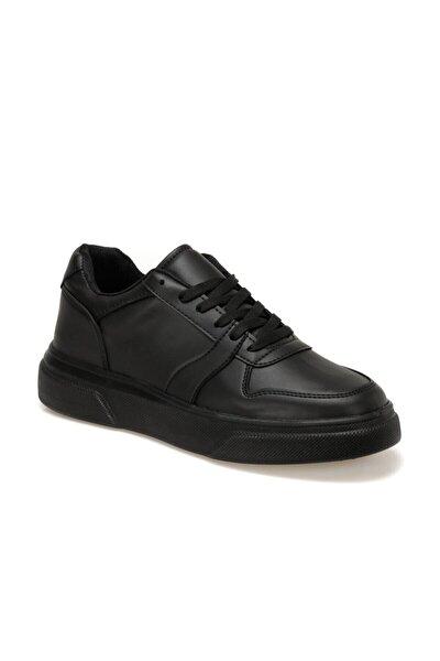 ENZO Siyah Erkek Kalın Taban Sneaker Spor Ayakkabı 100577269