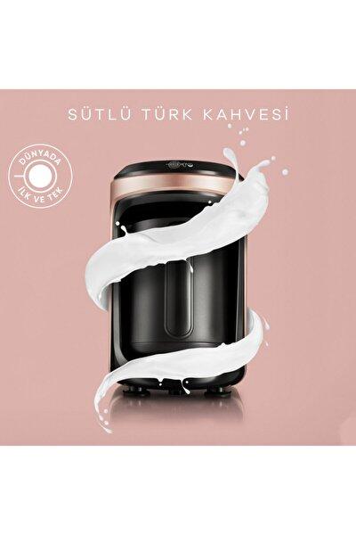 Hatır Hüps Sütlü Türk Kahve Makinesi Rosegold