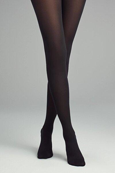 Micro 40 Siyah Külotlu Çorap