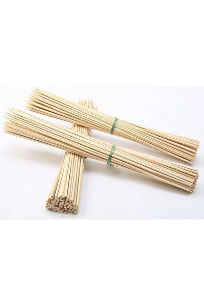 30 Cm Bambu Çöp Şiş 100 Adet