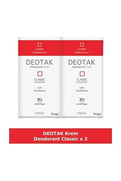 Classic Krem Deodorant 35 ml 2 Adet