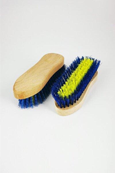 2'li Pratik Ahşap Koltuk Halı Yıkama Temizleme Fırçası
