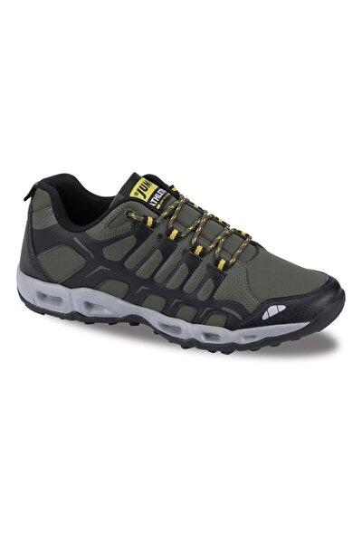 Erkek Haki Günlük Spor Ayakkabısı 24571