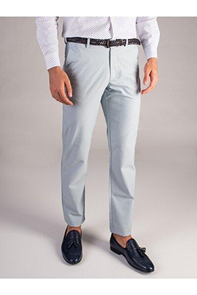 Mınt Armür Oxford Erkek Pantolon - Regular Fıt