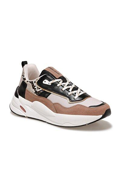 BURGES Gül Kurusu Kadın Fashion Sneaker 100540699
