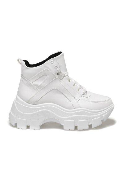JUSTİN Beyaz Kadın Sneaker 101028964