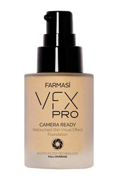Fondöten - Vfx Pro Camera Ready Foundation Vanilla No: 01 30 Ml