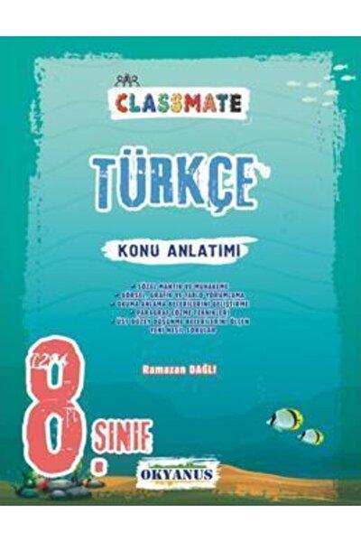 8.Sınıf Lgs Classmate Türkçe Konu Anlatımlı  2021 Lgs Kitapları