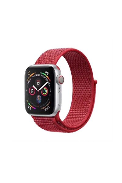 Apple Watch 40mm Krd-03 Hasır Kordon