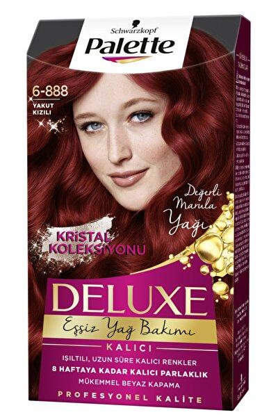 Deluxe 6-888 Yakut Kızılı