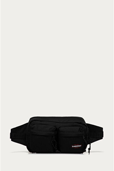Bumbag Double Unisex Siyah Bel Çantası Ek0a5b820081