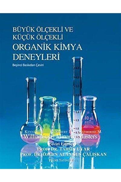 Büyük Ölçekli Ve Küçük Ölçekli Organik Kimya Deneyleri