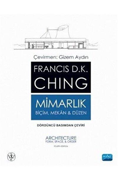 Mimarlık Biçim, Mekan & Düzen - Archıtecture: Form, Space, Order