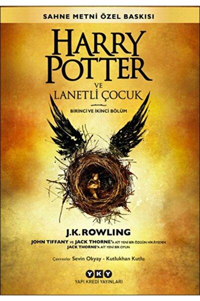 Yapı Kredi Yayınları - Harry Potter Ve Lanetli Çocuk - J. K. Roeling