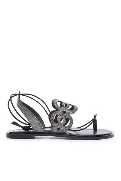 Kadın Derı Sandalet Sandalet 169 51171 Bn Sndlt