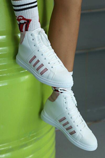 Kadın Uzun Spor Ayakkabı