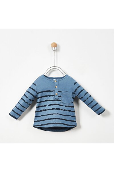 Uzun Kollu T-shirt 19217081100