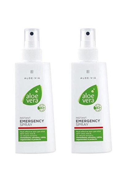 Aloe Vera Acil Durum Yardım Spreyi - Küçük Boy 2 X 150 ml