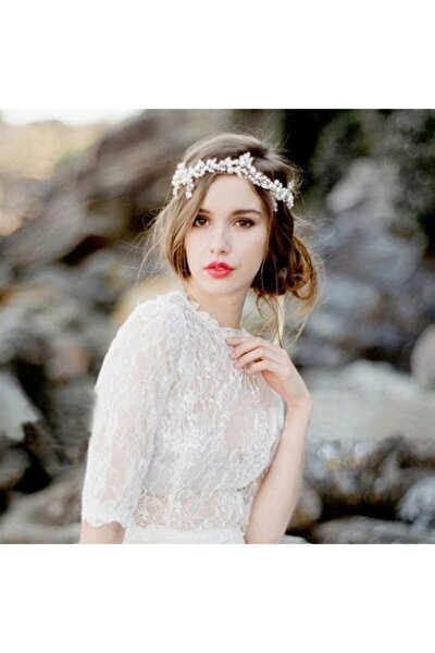Gelin Tacı Gelin Saç Aksesuari Düğün Tacı