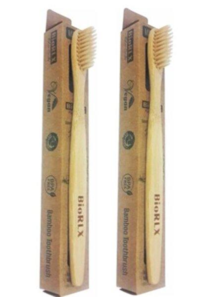 Bambu Diş Fırçası Medium Ekolojik X 2 Adet