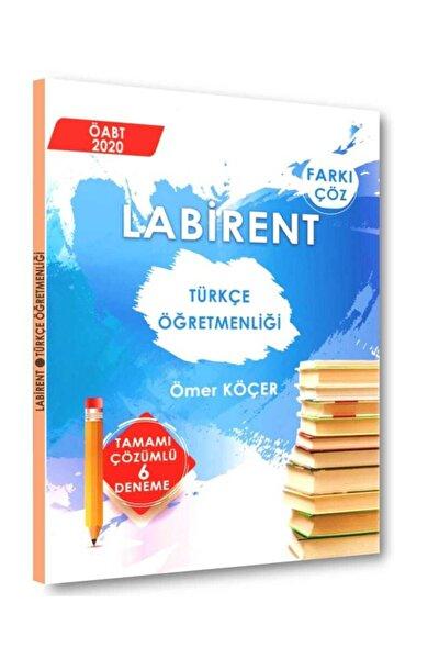 Öabt Labirent Türkçe Öğretmenliği Deneme Seti