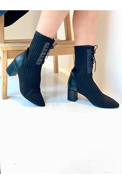 Mel Shoes Kadın Çorap Bot Mel0002020-09