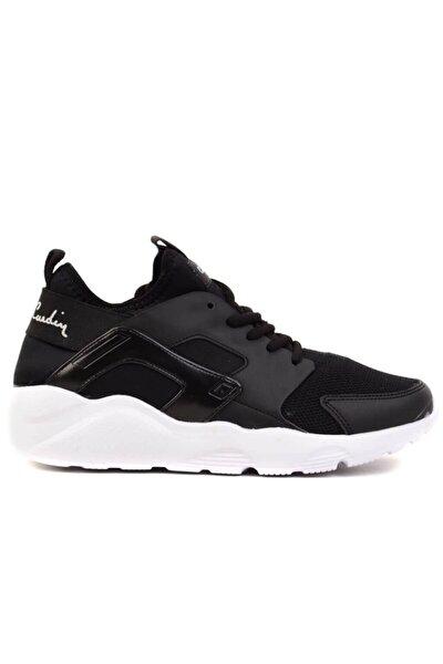 - Siyah Kadın Spor Ayakkabı
