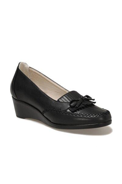 161633.Z1FX Siyah Kadın Basic Comfort 100981285