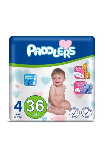 Bebek Bezi 4 Numara Maxi 36 Adet (8-19 Kg) Eko Paket