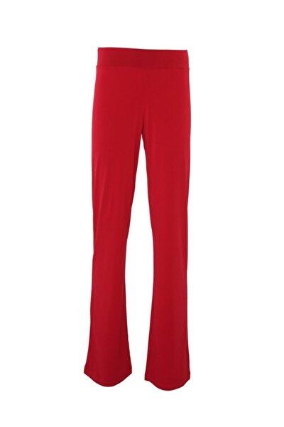 Kadın Kırmızı Pantolon - Bga044155