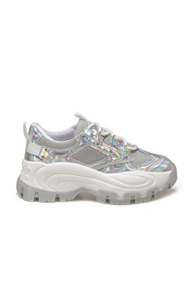 20K-825 Gümüş Kadın Fashion Sneaker 100584234