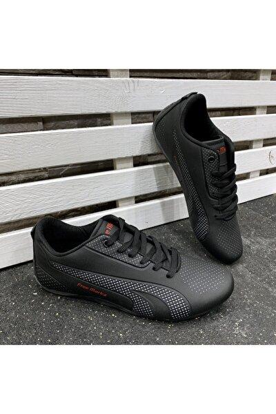 Siyah Füme Sneaker