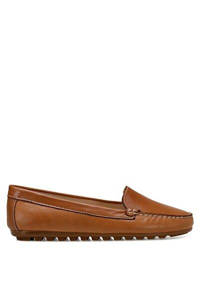 CATHI Taba Kadın Loafer Ayakkabı 100525967