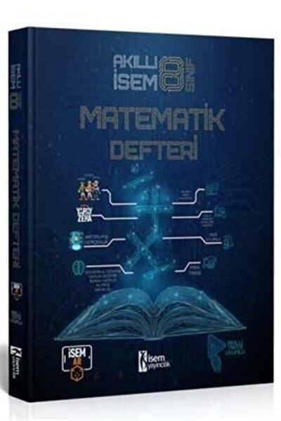 2021 8. Sınıf Akıllı Isem Matematik Defteri