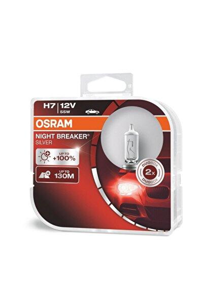 Night Breaker Silver H7 Ampul 64210nbs +100% Fazla Işık