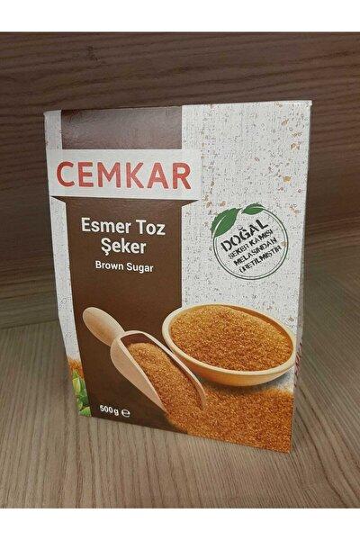 Esmer Toz Şeker x 500 gr