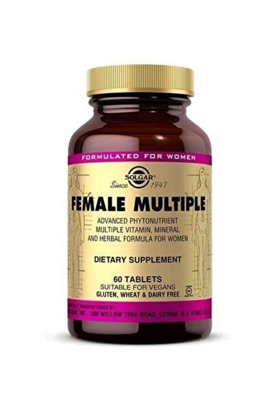 Female Multiple 60 Kapsül