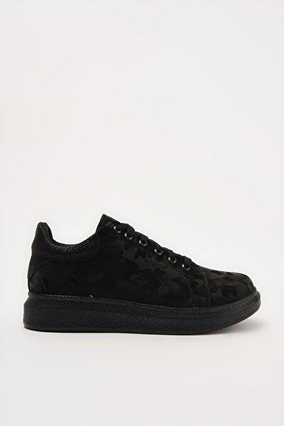 Siyah Kadın Sneaker 01AYY212220A100