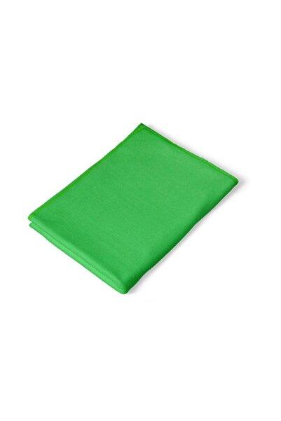 Mikrofiber Cam Bezi Yeşil Tekli (hav Iz Leke Bırakmaz)