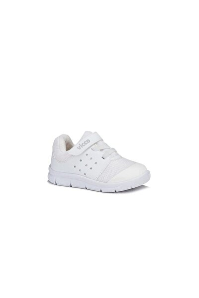 Çocuk Beyaz Mario Spor Ayakkabı