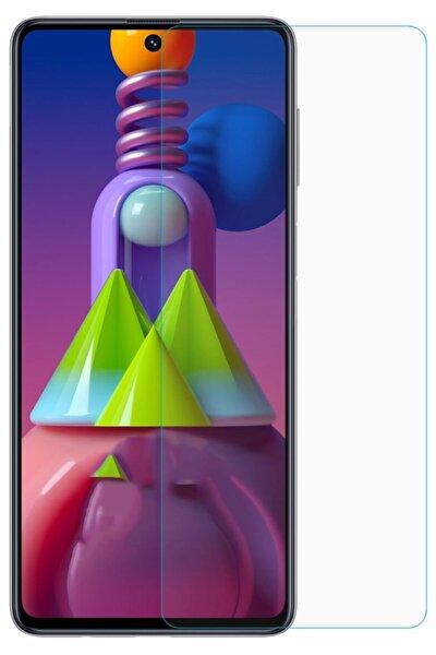 Galaxy M51 Uyumlu  İnce Esnek Nano Kırılmaz Cam Ekran Koruyucu