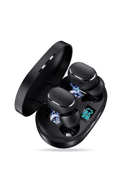 Bluetooth Kulaklık Mikrofonlu Kablosuz E6s Xiaomi Iphone Samsung Uyumlu Kulak Içi Telefon Kulaklığı