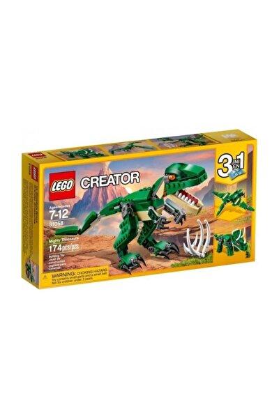 ® Creator Muhteşem Dinozorlar 31058