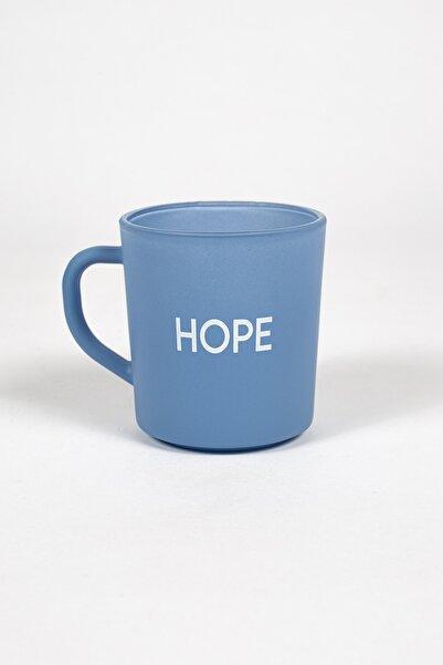 Mavi Motto Hope Kupa Bardak