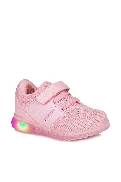 Flash Kız Çocuk Pembe Spor Ayakkabı